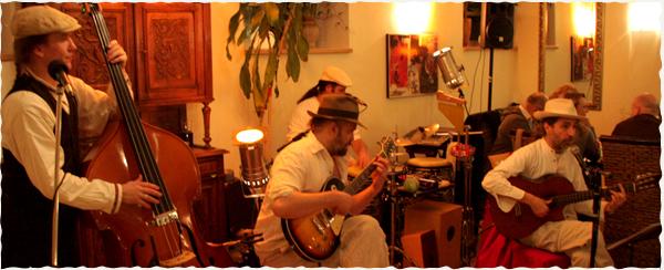 Konzert in der Satzinger Mühle Nürnberg